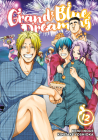 Grand Blue Dreaming 12 Cover Image