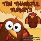 Ten Thankful Turkeys Cover Image