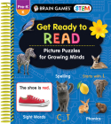 Brain Games Stem - Get Ready to Read: Picture Puzzles for Growing Minds Cover Image