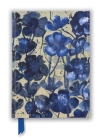 Wan Mae Dodd: Blue Poppies (Foiled Journal) (Flame Tree Notebooks) Cover Image