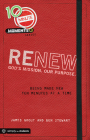 10 Minute Moments: Renew: Being Made New Ten Minutes at a Time Cover Image