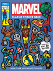 Marvel Classic Sticker Book Cover Image