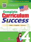 Complete Curriculum Success Grade 4 Cover Image