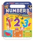 My First Numbers Wipe Off [With Pens/Pencils] Cover Image