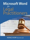 Microsoft Word for Legal Practitioners Cover Image