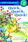 Quick, Quack, Quick! Cover Image