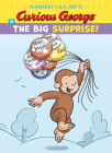 Curious George in The Big Surprise! (Curious George's Funny Readers) Cover Image