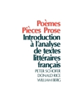 Poèmes, Pièces, Prose: Introduction À l'Analyse de Textes Littéraires Français Cover Image