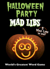 Halloween Party Mad Libs Cover Image