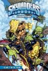 Champions: Blame It on the Train (Skylanders) Cover Image