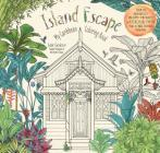 Island Escape: My Caribbean Coloring Book Cover Image