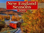 Cal 2019 New England Seasons Cover Image
