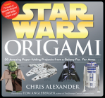 Star Wars Origami: 36 Amazing Paper-folding Projects from a Galaxy Far, Far Away.... Cover Image