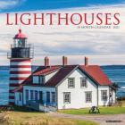 Lighthouses 2021 Wall Calendar Cover Image