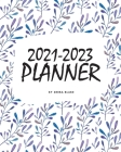 2021-2023 (3 Year) Planner (8x10 Softcover Planner / Journal) Cover Image