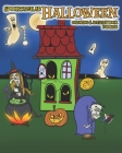 Spooktacular Halloween Coloring & Activity Book for Kids: A Perfect Gift for Halloween with Mazes, Join the Dots, Spot the Difference Puzzles suitable Cover Image