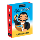 Playing Cards Little Artist Cover Image