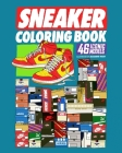 Sneaker Coloring Book: 46 Iconic Models Cover Image