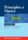 Principles of Optics Cover Image