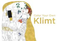 Color Your Own Klimt Cover Image