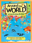 Around the World: A Colorful Atlas for Kids Cover Image