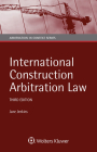 International Construction Arbitration Law Cover Image