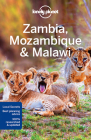 Lonely Planet Zambia, Mozambique & Malawi (Multi Country Guide) Cover Image