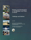 Federal Law Enforcement at the Borders and Ports of Entry: Challenges and Solutions, Eighth Report Cover Image