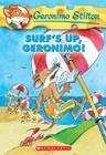 Surf's Up Geronimo! (Geronimo Stilton #20): Surf's Up Geronimo! Cover Image