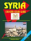 Syria Country Study Guide Cover Image