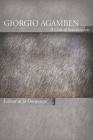 Giorgio Agamben: A Critical Introduction Cover Image