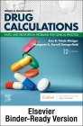 Brown and Mulholland's Drug Calculations - Binder Ready Cover Image