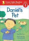 Daniel's Pet (Green Light Readers: Level 1) Cover Image