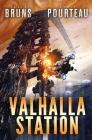 Valhalla Station: A Space Opera Noir Technothriller Cover Image