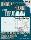 Hiking & Trekking around Copacabana Isla del Sol (Bolivia), Lake Titicaca Coast Both Sides of the Border, Cerro Khapia (Peru) Topographic Map Atlas 1: Cover Image