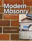 Modern Masonry Cover Image