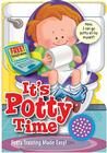 It's Potty Time for Boys: Potty Training Made Easy! [With Potty Time Chart] Cover Image