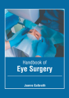 Handbook of Eye Surgery Cover Image