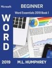 Word 2019 Beginner Cover Image
