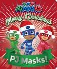 Merry Christmas, PJ Masks! Cover Image