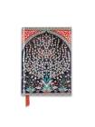 Turkish Wall Tiles (Foiled Pocket Journal) Cover Image
