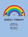 A to Z Speech Therapy Cover Image