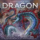 Llewellyn's 2022 Dragon Calendar Cover Image