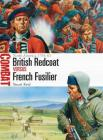 British Redcoat vs French Fusilier: North America 1755–63 (Combat #17) Cover Image