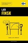 Lær Finsk - Hurtig / Lett / Effektivt: 2000 Viktige Vokabularer Cover Image