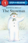 The Snowman (Step into Reading) Cover Image