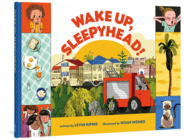 Wake Up, Sleepyhead! Cover Image