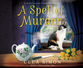 A Spell of Murder (Witch Cats of Cambridge #1) Cover Image