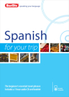 Berlitz Spanish for Your Trip (Berlitz for Your Trip) Cover Image