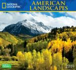 National Geographic American Landscapes 2019 Calendar Cover Image